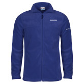 Columbia Full Zip Royal Fleece Jacket-University Mark