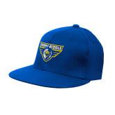 Royal OttoFlex Flat Bill Pro Style Hat-Athletic Mark