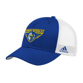 Adidas Royal Structured Adjustable Hat-Athletic Mark