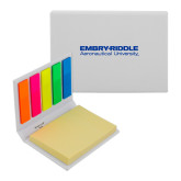 Micro Sticky Book-University Mark