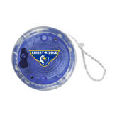Light Up Blue Yo Yo-Athletic Mark