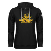 Adidas Climawarm Black Team Issue Hoodie-Embry Riddle Athletics