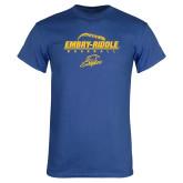 Royal T Shirt-Baseball Threads