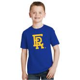 Youth Royal T Shirt-ER