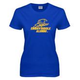 Ladies Royal T-Shirt-Alumni