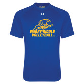 Under Armour Royal Tech Tee-Volleyball