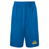 Performance Classic Royal 9 Inch Short-Embry Riddle Athletics