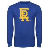 Royal Long Sleeve T Shirt-ER