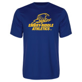 Syntrel Performance Royal Tee-Embry Riddle Athletics
