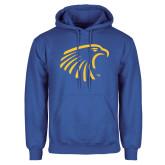 Royal Fleece Hoodie-Eagle Head