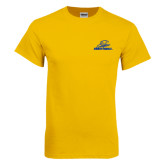 Gold T Shirt-Primary Mark
