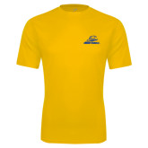 Syntrel Performance Gold Tee-Primary Mark