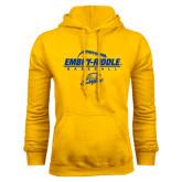 Gold Fleece Hoodie-Baseball Threads
