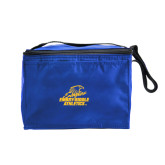 Six Pack Royal Cooler-Embry Riddle Athletics