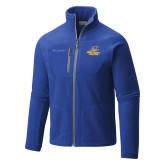 Columbia Full Zip Royal Fleece Jacket-Embry Riddle Athletics