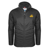 Columbia Mighty LITE Charcoal Jacket-Embry Riddle Athletics