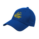 Royal Heavyweight Twill Pro Style Hat-Embry Riddle Athletics