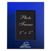 Royal Brushed Aluminum 3 x 5 Photo Frame-Primary Mark