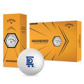 Callaway Warbird Golf Balls 12/pkg-ER