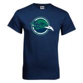 Navy T Shirt-Tertiary Mark