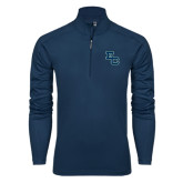 Syntrel Navy Interlock 1/4 Zip-Secondary Mark