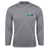 Syntrel Performance Steel Longsleeve Shirt-Primary Mark