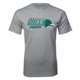 Grey T Shirt-Athletics