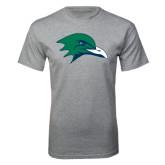 Grey T Shirt-Gull Head