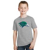 Youth Grey T Shirt-F-22 Raptor
