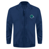 Navy Players Jacket-Tertiary Mark