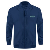 Navy Players Jacket-Gulls
