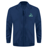 Navy Players Jacket-Gulls Vertical