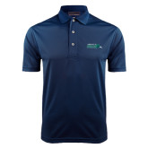 Navy Dry Mesh Polo-Primary Mark