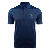Navy Dry Mesh Polo-Secondary Mark