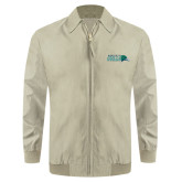 Khaki Players Jacket-Primary Mark