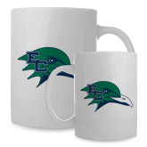 Full Color White Mug 15oz-F-22 Raptor
