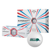 Callaway Supersoft Golf Balls 12/pkg-Primary Mark