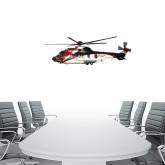2 ft x 6 ft Fan WallSkinz-Eurocopter EC 225 Maiden Flight in France