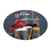 Medium Decal-First Augusta Westland AW139 in US, 7 inches wide x 4.72 inches tall