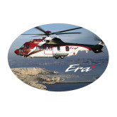 Medium Decal-Eurocopter EC 225 Maiden Flight in France, 7 inches wide x 4.72 inches tall