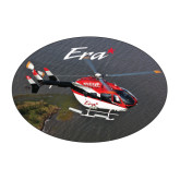 Medium Decal-Eurocopter EC 145 Over Louisiana Marshlands, 7 inches wide x 4.72 inches tall