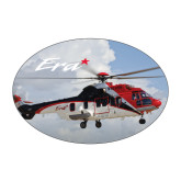 Medium Decal-Eurcopter EC 225 In GOM Skies, 7 inches wide x 4.72 inches tall