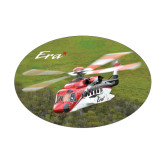 Medium Decal-S92 Over Grass, 7in Wide