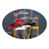 Large Decal-First Augusta Westland AW139 in US, 8.5 inches wide x 5.73 inches tall