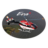 Large Decal-Eurocopter EC 145 Over Louisiana Marshlands, 8.5 inches wide x 5.73 inches tall