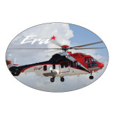 Large Decal-Eurcopter EC 225 In GOM Skies, 8.5 inches wide x 5.73 inches tall