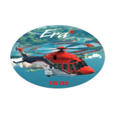 Small Decal-AW189, 5 inches wide x 3.375 inches tall