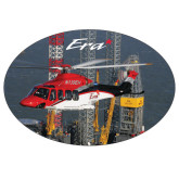 Extra Large Decal-First Augusta Westland AW139 in US, 12 inches wide x 8.1 inches tall