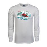 White Long Sleeve T Shirt-AW189
