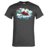 Charcoal T Shirt-AW189